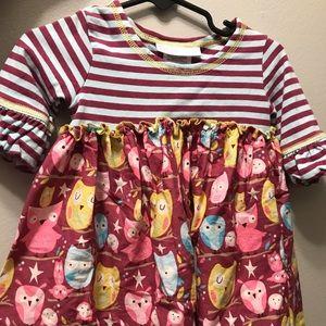 Bonnie Baby owl dress.